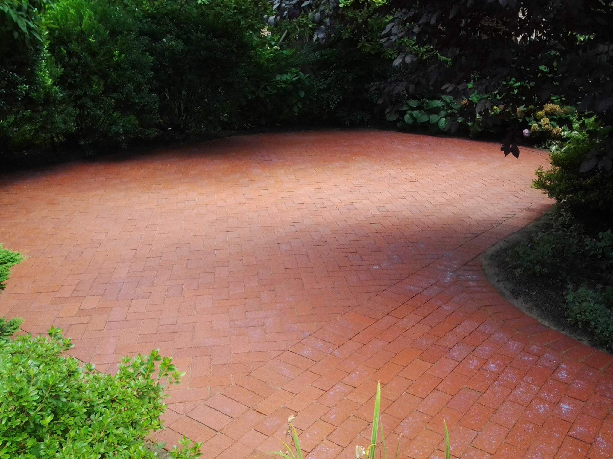 Brick Paver Restoration, Cleaning, and Sealing in Lancaster
